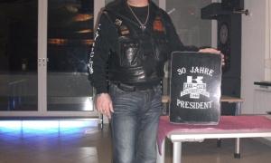 30 Jahre President - 2010