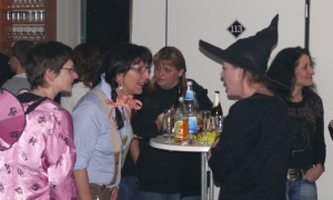 Faschingsparty - 2009