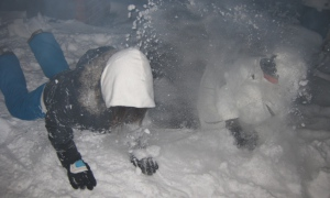 Schneeparty Stueckle - 2010